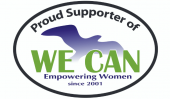 Workers Compensation and Accidental Disability Retirement (ADR) Attorney Juliane Soprano volunteers for WE CAN, Women's Empowerment through Cape Area Networking.